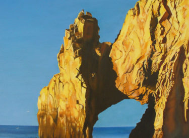 El Arco – 16″x20 Alkyd Oil