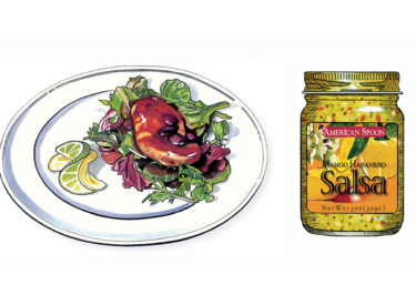 American Spoon Foods Catalog Illustrations – Gouache and Ink